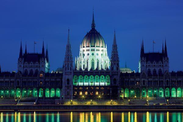 شهر های مهم مجارستان